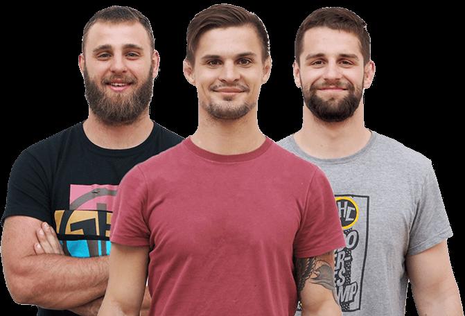 Judo Heroes team