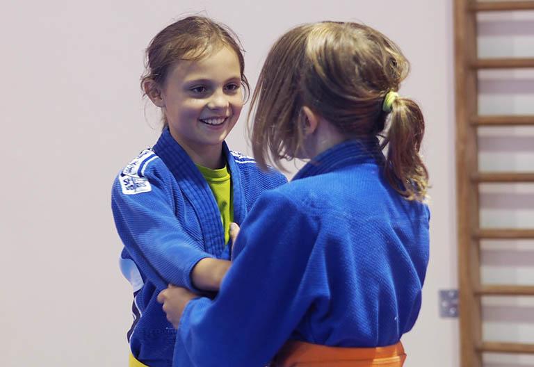 Školní judo kroužky